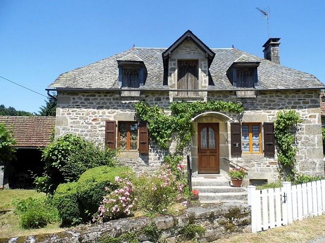 Location Gîtes de France  - Réf : 19G1121