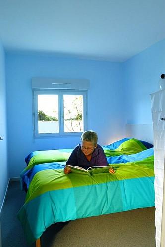 871501 - 4/6 personas - 2 habitaciones - 3 espigas - Magnac Laval