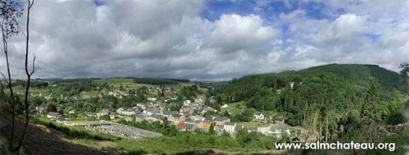 Village de Salmchâteau