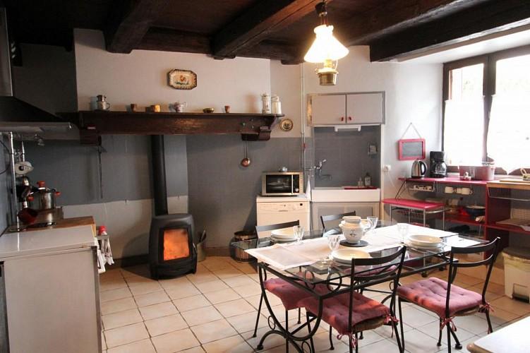 Gîtes de France La Maison d'Anna