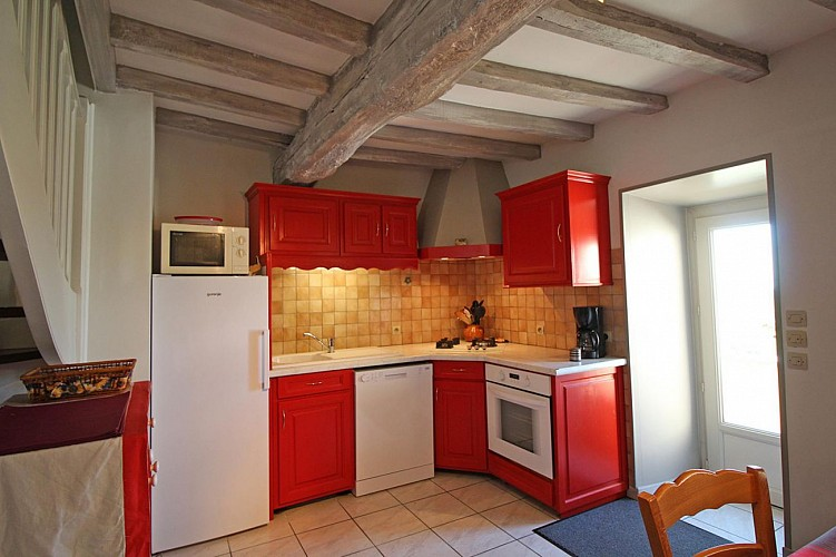 877205 - 6 people - 3 bedrooms - 3 'épis' (ears of corn) - Dournazac
