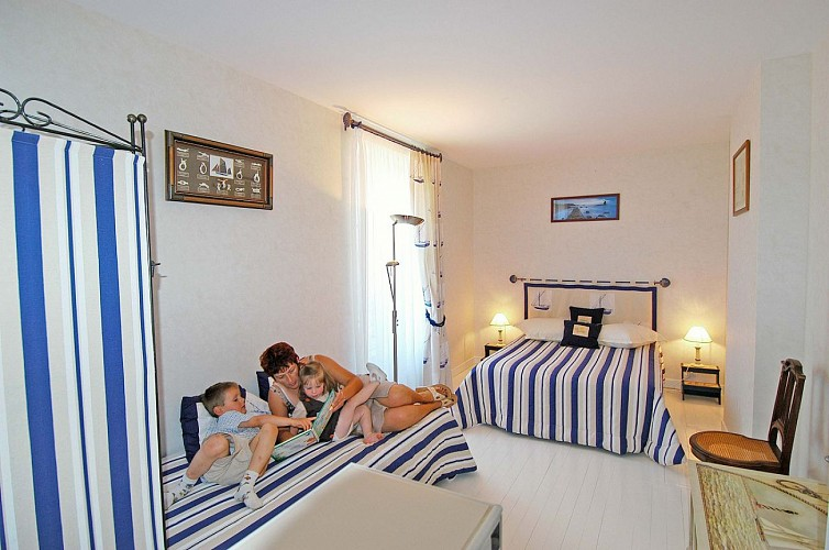 Chambres d'hôtes de Frédérique et Yannick CROUTEIX