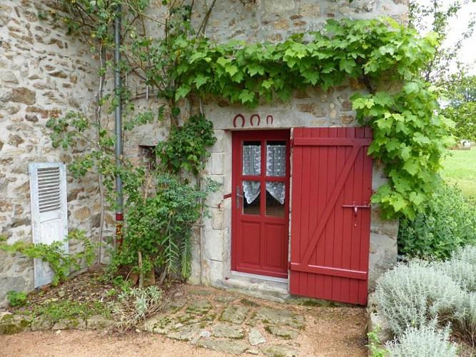 Location Gîtes de France - LUSSAT - 5 personnes - Réf : 23G865