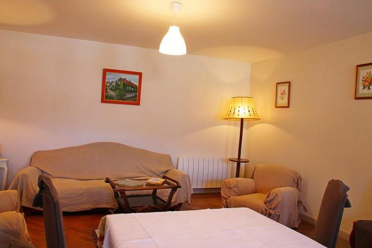 Location Gîtes de France - SANNAT - 12 personnes - Réf : 23G1266