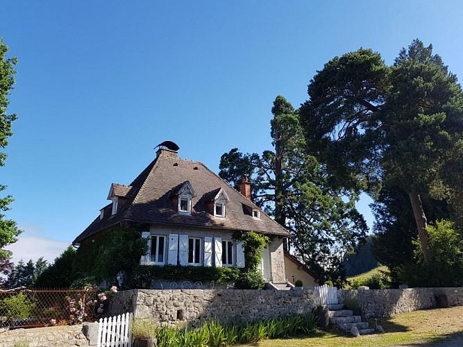 Location Gîtes de France Gîte du Mamegout - Réf : 19G4300
