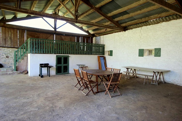Gîte rural de Mady et Gérard CHASTAGNER (87-Feytiat)