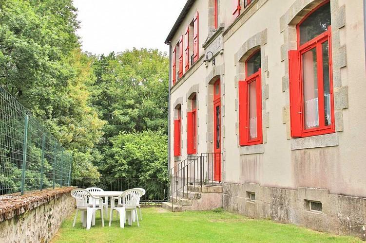 CS703 - 4 personas - 2 habitaciones - 2 espigas - Saint Martin Château