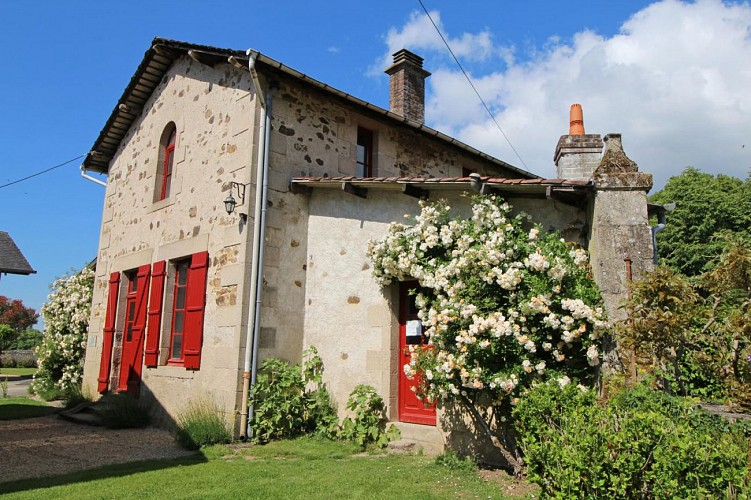 Gîtes de France Le Jardin