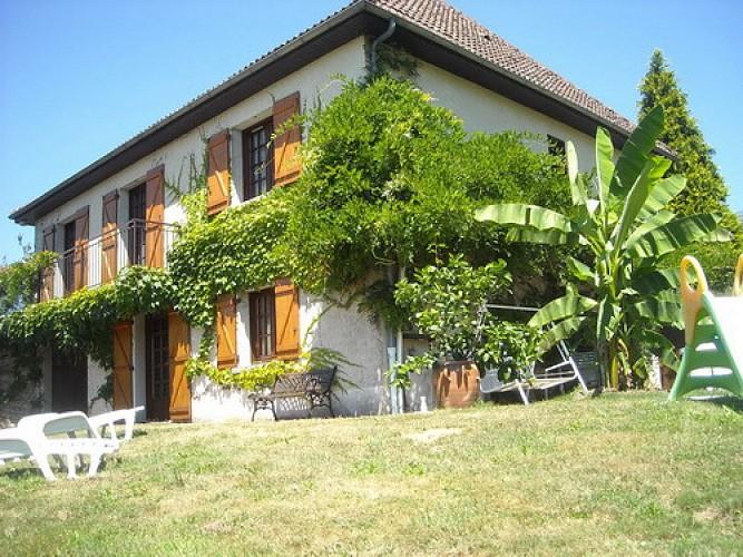 Location Gîtes de France LES CHATAIGNIERS - Réf : 19G1107