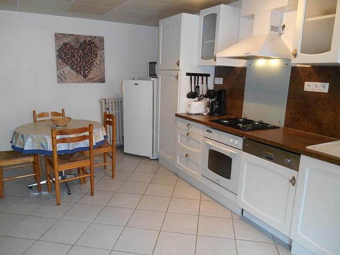 Les Prés-Longs Appartement 3