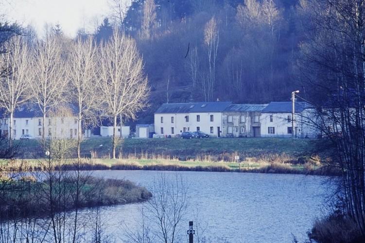 L'église d'Habay-la-Vieille la Rulles