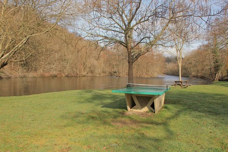 Location Gîtes de France - LA CELLE DUNOISE - 5 personnes - Réf : 23G469