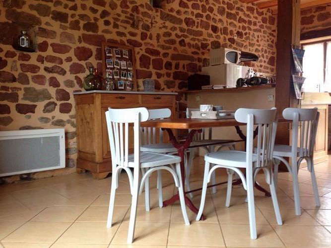 Location Gîtes de France Les sources - Réf : 19G3108