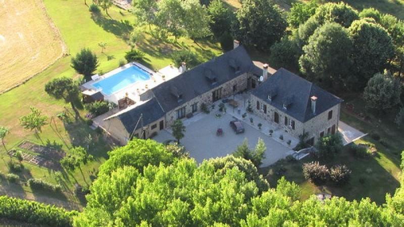 Location Gîtes de France Les Hauts de la Valade - Réf : 19G2083