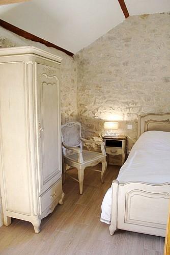 Chambres d'hôtes Gîtes de France - SAINT ORADOUX DE CHIROUZE - 2 chambres - Réf : 23G0901