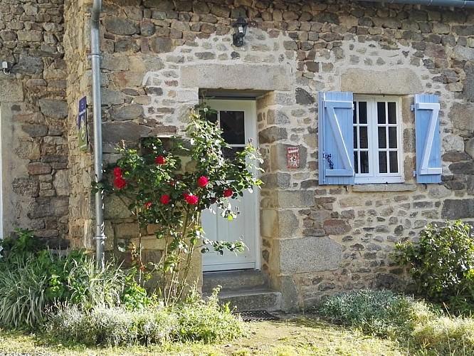 Chambres d'hôtes Gîtes de France - GLENIC - 3 chambres - Réf : 23G0686