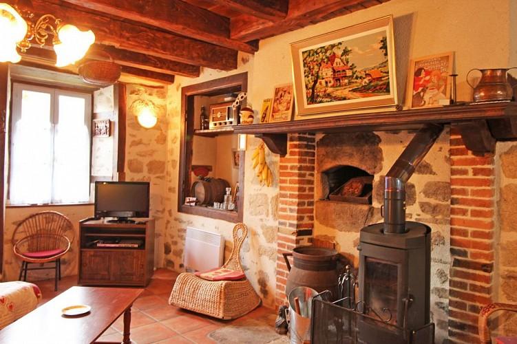 Gîtes de France Puy Bouraud