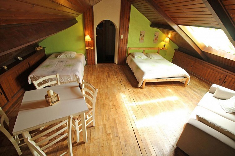 Chambres d'hôtes Gîtes de France de Marie et Jean-Claude PINAUD