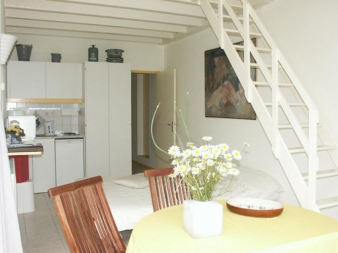 Maria BOS's bed and breakfast (Gîtes de France)