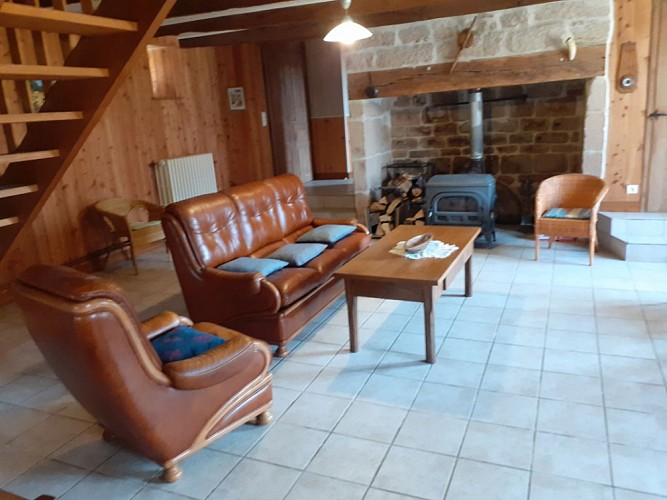 Location Gîtes de France  - Réf : 19G4284