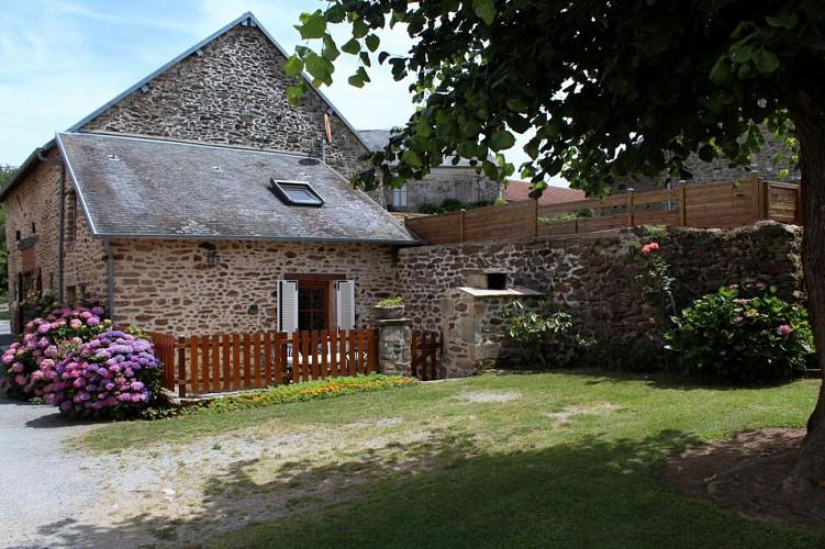 Gîtes de France 4, La Chaize
