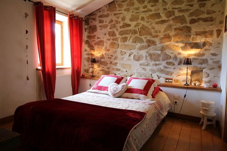 Chambres d'hôtes Gîtes de France de Josette et Keith RICHARDSON