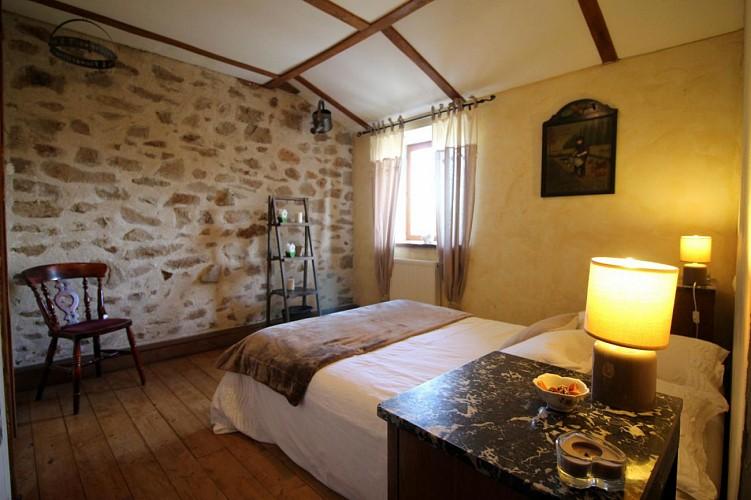 Gîtes de France chambres d'hôtes La Ferme de Chasseneuil