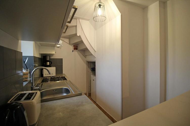 878183 4 Personen. 2 Zimmer. Auszeichnung: 3 Ähren. St Brice-sur-Vienne