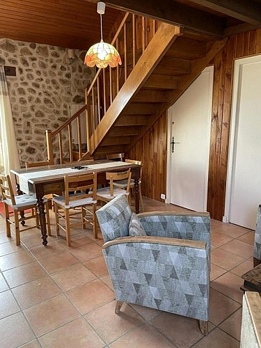 Location Gîtes de France - SAINT FRION - 6 personnes - Réf : 23G271