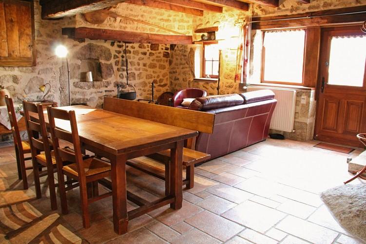 Location Gîtes de France - SAINT GEORGES LA POUGE - 6 personnes - Réf : 23G1025