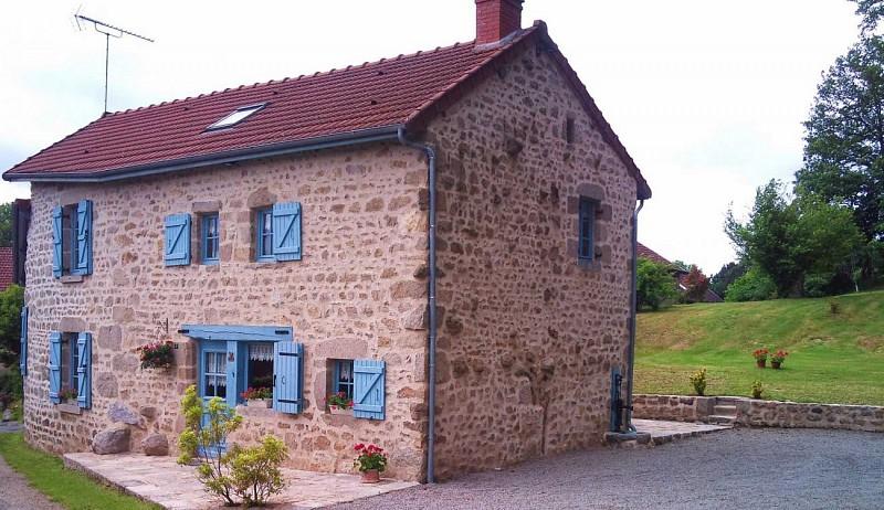 CS1025 - 6 pers - 3 slaapkamers - 3 maïskolven - Saint Georges la Pouge