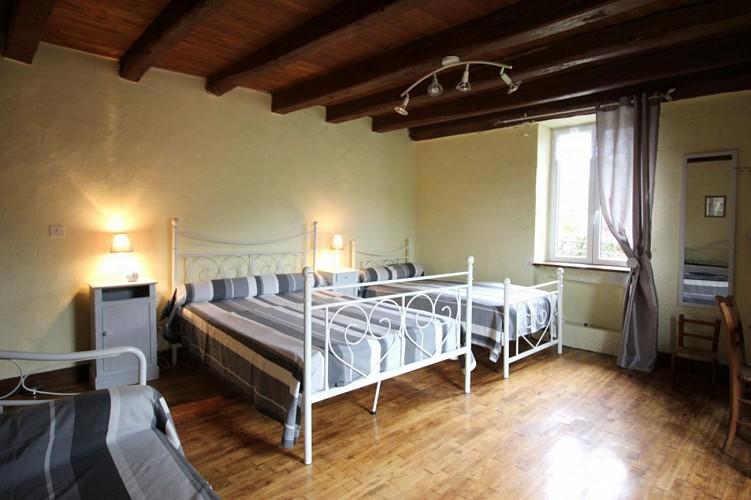 875082 - 7 personas - 3 habitaciones - 3 espigas - Le Châtenet en Dognon