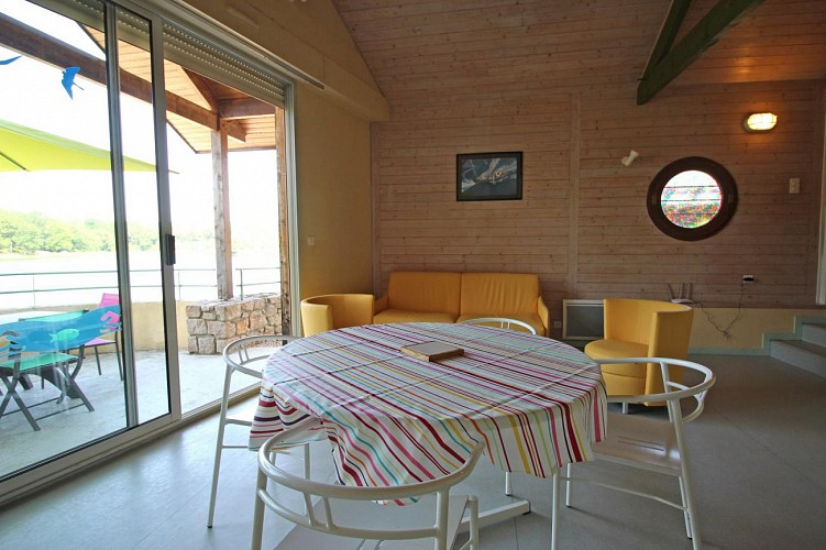 875527- 4/6 people - 2 bedrooms -  Châteauneuf la Forêt