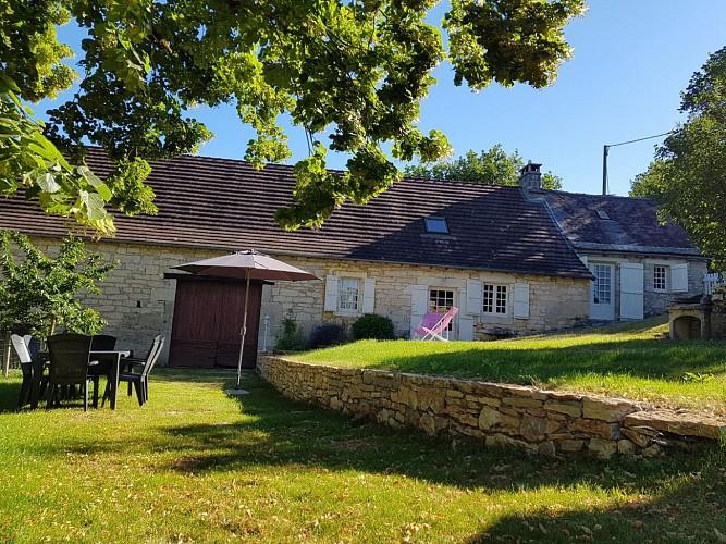 Location Gîtes de France  - Réf : 19G2279