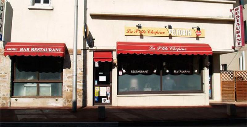 "Restaurant ""La P'tite Chopine"""