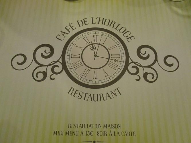 Café de l'Horloge