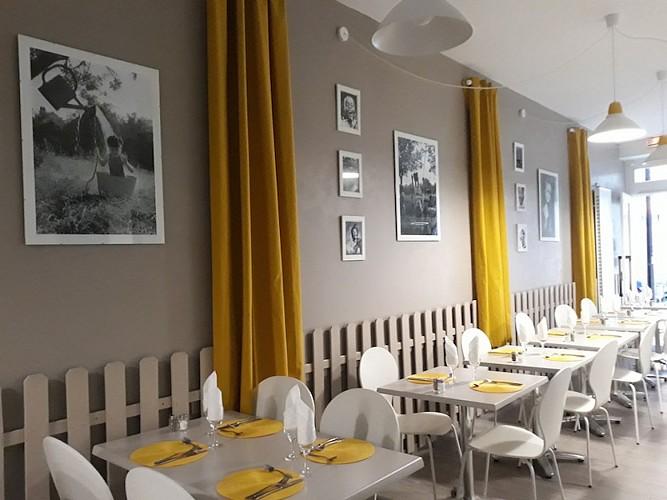Restaurant La Souris Verte