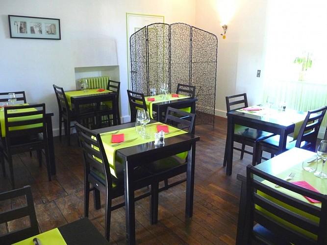 "Restaurant ""La p'tite loco"""
