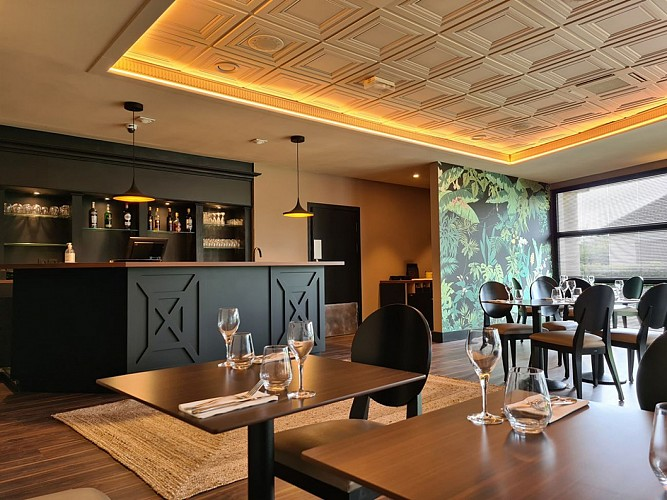 """Restaurant du Casino """"Le Carré d'As"""""""