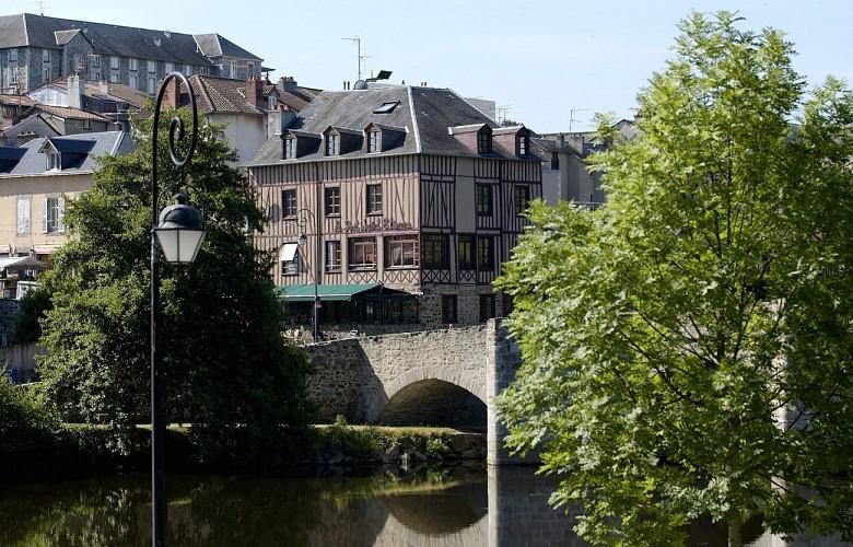 Restaurant Le Pont Saint Etienne