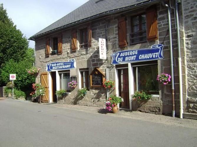 Auberge du Mont-Chauvet