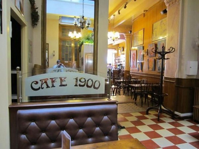 Brasserie Le Bistrot 1900 - Made in Limoges