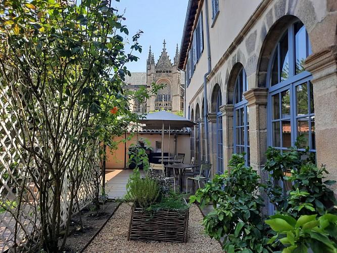 Restaurant La Cuisine du Cloïtre