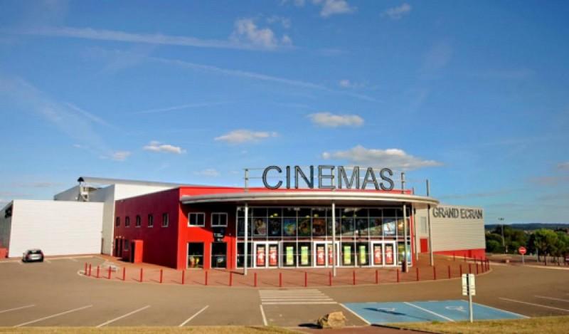Cinéma Grand Ecran Limoges Ester