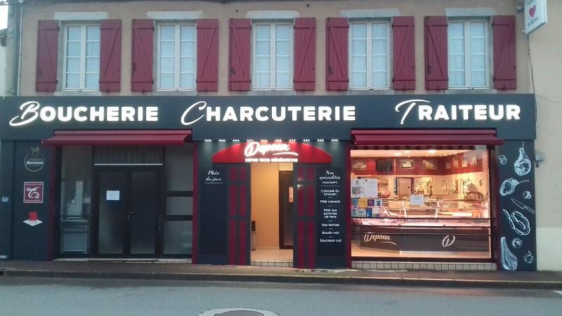 Boucherie Charcuterie Depoux