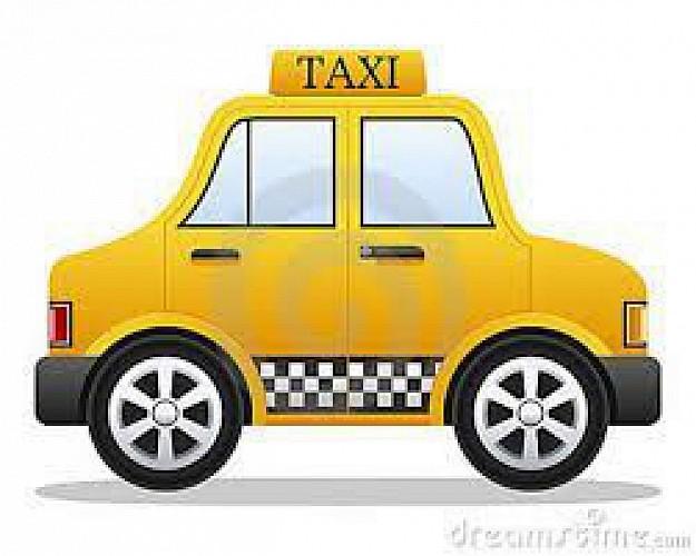 Cyrille Lamargot taxi