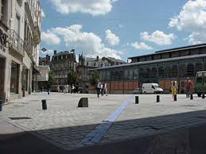 Parkings Souterrains Place de la Motte