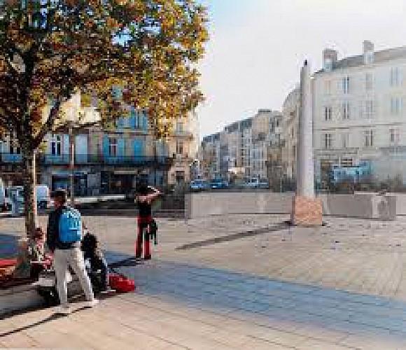 Parking Souterrain Place d'Aine