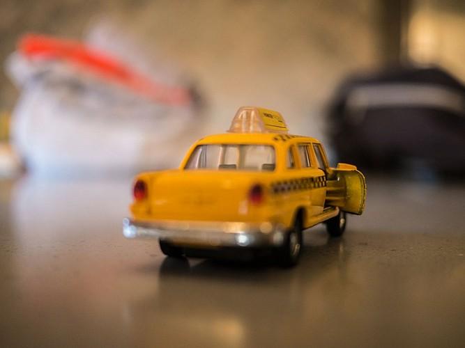 AXE 23 Taxi