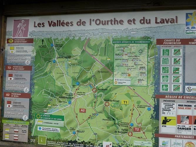 Verken de verborgen Ardennen te voet of met de fiets
